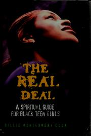 The real deal by Billie Montgomery Cook