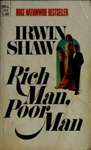 Cover of: Rich man, poor man by Irwin Shaw