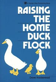 Raising the home duck flock PDF