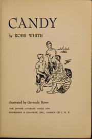 Cover of: Candy by Robb White