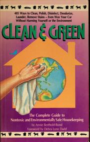 Clean & green PDF