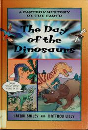 The day of the dinosaur by Jacqui Bailey
