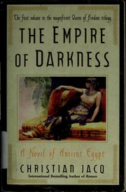 The empire of darkness PDF