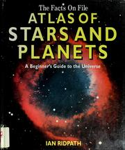 The Facts on File atlas of stars and planets PDF