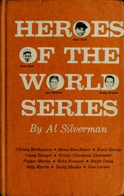 Heroes of the World Series by Al Silverman