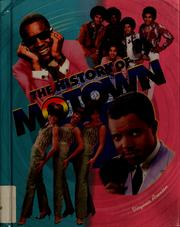 Cover of: The history of Motown | Virginia Aronson