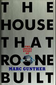 The house that Roone built by Marc Gunther
