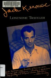 Lonesome Traveler by Jack Kerouac