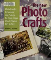 The new photo crafts PDF