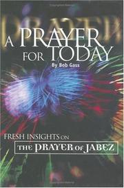 Prayer for Today PDF