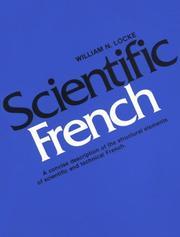 Scientific French PDF