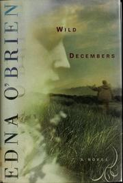 Cover of: Wild Decembers by Edna O&#39;Brien