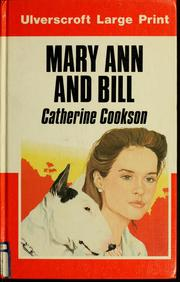 Mary Ann and Bill by Catherine Cookson