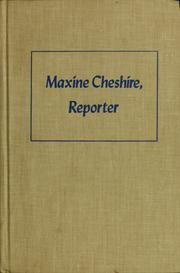 Maxine Cheshire, reporter PDF