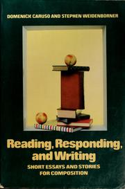 Reading, responding, and writing PDF