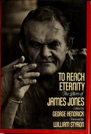 To reach eternity by James Jones