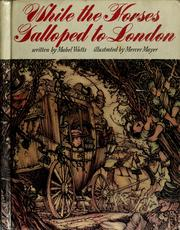 While the horses galloped to London PDF