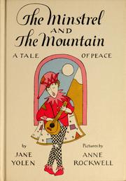 Cover of: The minstrel and the mountain by Jane Yolen