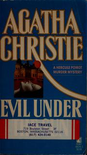 Cover of: Evil under the sun by Agatha Christie