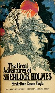 Cover of: The great adventures of Sherlock Holmes by Sir Arthur Conan Doyle