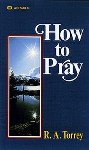 How to Pray PDF