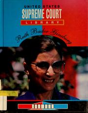 Ruth Bader Ginsburg by Bob Italia