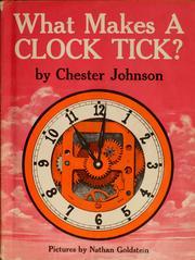What makes a clock tick? PDF