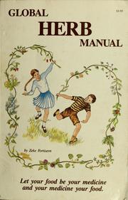 Global herb manual PDF
