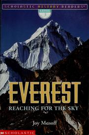 Everest by Joy Masoff