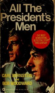 All the President&#39;s men by Carl Bernstein