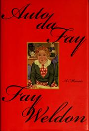 Auto da Fay by Fay Weldon