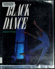 Cover of: Black dance by Edward Thorpe