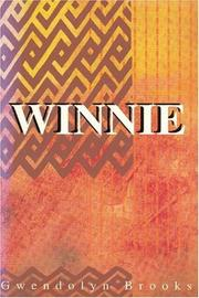 Winnie by Brooks, Gwendolyn