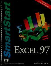 Excel 97 SmartStart PDF