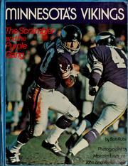 Minnesota's Vikings; the Scrambler and the Purple Gang PDF
