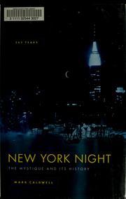 New York night PDF