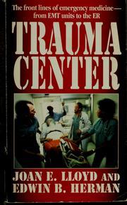 Trauma center PDF