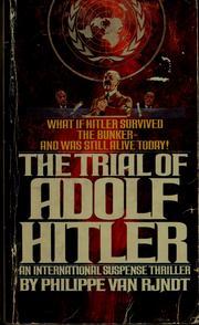 The trial of Adolf Hitler PDF