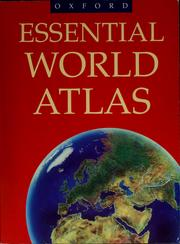Essential world atlas by 