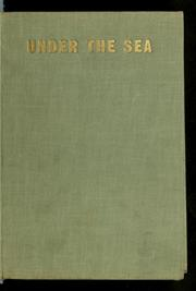 Cover of: Under the sea by Maurice Burton