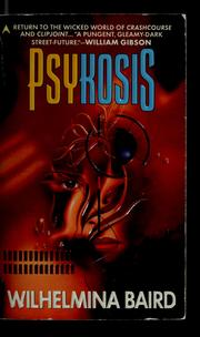 Cover of: Psykosis by Wilhelmina Baird