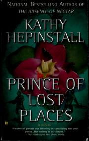 Prince of lost places by Kathy Hepinstall