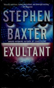 Cover of: Exultant by Stephen Baxter
