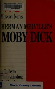 Herman Melville's Moby Dick by Laurence MacPhee