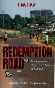 Redemption Road by Elma Shaw