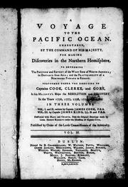 [A voyage to the Pacific Ocean by James Cook
