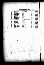 Voters' list for the year 1882, Morris Township, county of Huron by Morris (Ont.)
