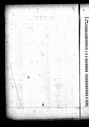 Voters' list for the year 1881, township of Morris, county of Huron by Morris (Ont.)