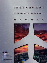 Instrument Commercial Manual (updated ed)/JS314520 PDF