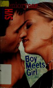 Cover of: Boy meets girl by Francine Pascal